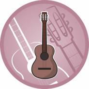 """Уроки игры на гитаре, укулеле в студии """"БэльКанто""""."""