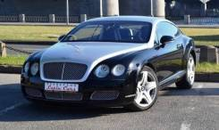 Bentley Continental GT. автомат, 4wd, 6.0 (552 л.с.), бензин, 114 тыс. км. Под заказ
