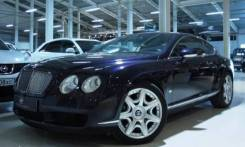 Bentley Continental GT. автомат, 4wd, 6.0 (552 л.с.), бензин, 100 тыс. км. Под заказ