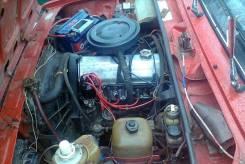 Двигатель в сборе. Лада 2105, 2105