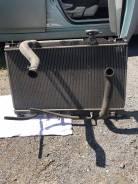Радиатор охлаждения двигателя. Toyota Camry, ACV30, ACV30L