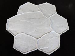 Штампы для печатного бетона