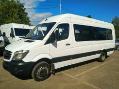 Mercedes-Benz Sprinter 515 CDI. Мercedes Sprinter 515 CDI 2015 г. Рест Пассажирский 20 МЕСТ Москве, 20 мест