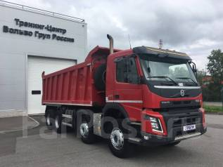 Volvo. Самосвал FMX 8x4 2017, ID: 285446, 8x4