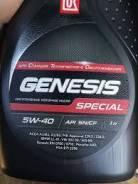 Лукойл Genesis. Вязкость 5W-40, синтетическое