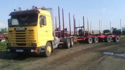 Scania R143. Продам лесовоз Scania, 14 200куб. см., 20 000кг.