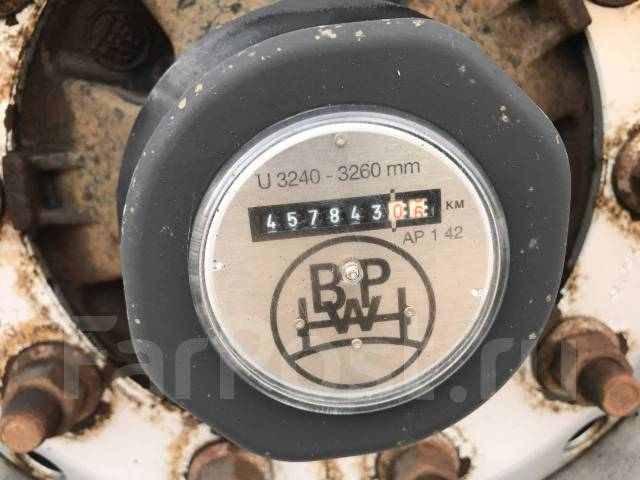 Krone. Полуприцеп тентованный , 2012г., коники, без пробега по Р. Ф., 41 000кг.