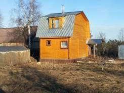 Дача 9 соток в дер. 2-я Алексеевка в Щелковском районе 45 км от МКАД. От агентства недвижимости (посредник)