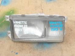 Фара правая Nissan Vanette Kujnc22.