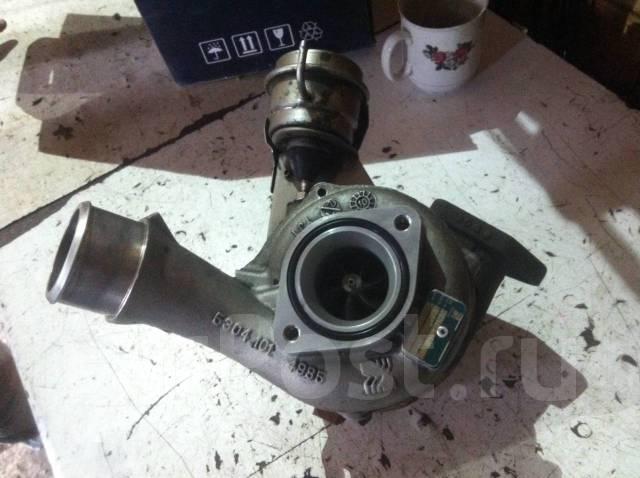 Турбина. Hyundai Grand Starex, TQ Двигатели: D4CB, G4KE