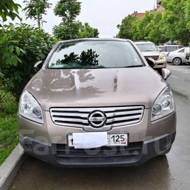 Nissan Dualis. вариатор, 4wd, 2.0 (137л.с.), бензин, 86 000тыс. км