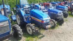 Iseki. Трактор 18 л. с., 4wd, ВОМ, навеска на 3 точки, 18 л.с.
