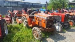 Hinomoto C174. Трактор 17 л. с., 4wd, ВОМ, фреза, 4wd, 17 л.с.