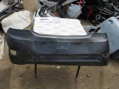 Бампер задний Hyundai Solaris (09.2010 - 05.2014) №0164
