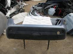 Бампер задний Nissan Qashqai (J10) (12.2006 - 11.2013) №0171