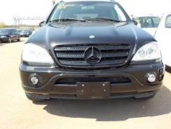 Бампер. Mercedes-Benz M-Class, W163
