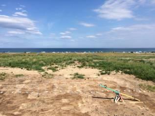 Участок на берегу моря в Собственность. 377кв.м., собственность, электричество, от частного лица (собственник). Фото участка
