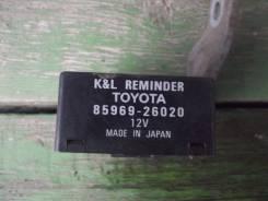 Блок управления двс. Toyota Regius Ace, KZH100, KZH106, KZH110, KZH116, KZH120, KZH126, LH100, LH102, LH103, LH107, LH109, LH110, LH113, LH115, LH117...