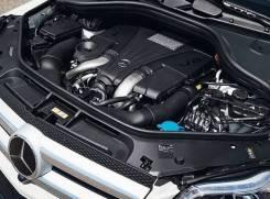 Двигатель в сборе. Mercedes-Benz GLE, W166 Двигатель M278DE46AL. Под заказ