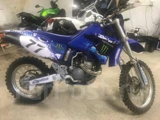 Yamaha WR 400F. 400куб. см., исправен, птс, с пробегом