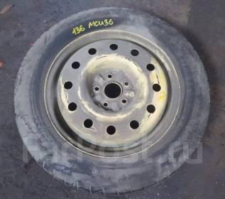 """Запасное колесо ( банан ) 165/80R17. 4.0x17"""" 5x114.30"""