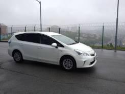 Toyota Prius a. С водителем