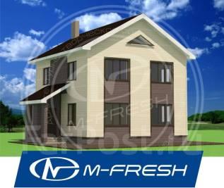 M-fresh Metis (Для Вас компактный дом у моря, у леса, у неба! ). 100-200 кв. м., 2 этажа, 4 комнаты, бетон