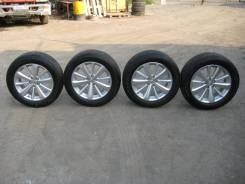 "R19 диски + 245/55 R19 Bridgestone Dueler H/T БЕЗ Пробега. 7.5x19"" 5x114.30 ET35"
