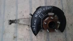 Кулак поворотный передний левый Infiniti M/Q70 (Y51) с 2010