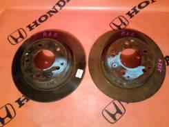 Диски тормозные задние Honda Odyssey RA6