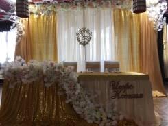 Оформление свадебных залов!