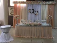 Оформление свадьбы в Уссурийске! Доступные цены.