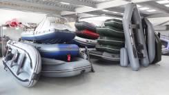 Лодки ПВХ на 10-20% дешевле аналогов.
