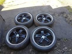 "Комплект колес Boss. x35"" 5x115.00"