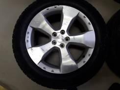 "Продам колеса Subaru. 7.0x17"" 5x100.00 ET48 ЦО 56,1мм."