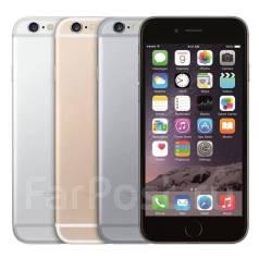 Apple iPhone 6. Новый, 16 Гб, Золотой, Черный, 3G, 4G LTE