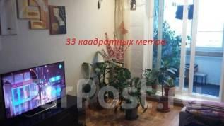 2-комнатная, улица Харьковская 1. Чуркин, 51кв.м. Вторая фотография комнаты