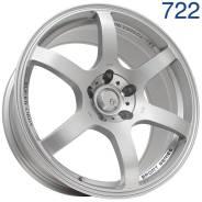 """Sakura Wheels. 9.5/8.5x18"""", 5x114.30, ET20/35, ЦО 73,1мм."""