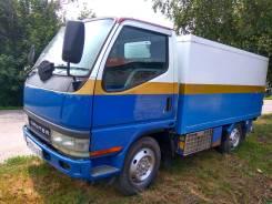 Mitsubishi Canter. М. Кантер 1999г. B -кат, 4-WD, рефка, V-2,8 дизель, Хорошее состояние., 2 800куб. см., 1 500кг.