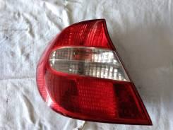 Фонарь освещения номерного знака. Toyota Camry, ACV30, ACV30L, ACV35 Двигатель 2AZFE