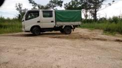 Toyota ToyoAce. Продается двухкабинный грузовик toyoace, 2 500куб. см., 1 000кг.