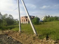 Участок рядом Амур. 1 300кв.м., собственность, электричество, от частного лица (собственник)