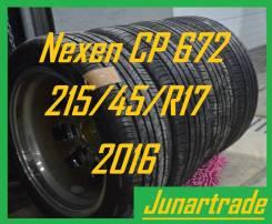 Nexen Classe Premiere 672. Летние, 2016 год, 5%, 4 шт