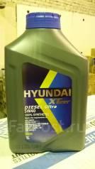 Hyundai XTeer. Вязкость 5W-40