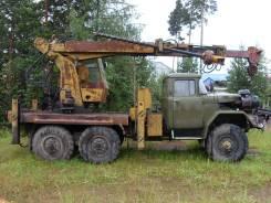 СКБМ-1, 1994. Краново-буровая машина, 6 000куб. см., 3 500кг.