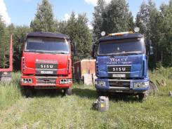 Sisu. Продается 2 машины SISU, 30 000кг., 6x4