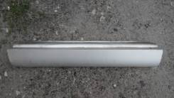Mitsubishi L200 Бампер задний центр часть 6410A233