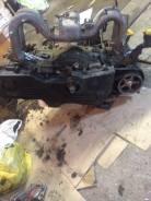 Двигатель в сборе. Subaru Impreza Двигатели: EJ15, EJ152, EJ15E
