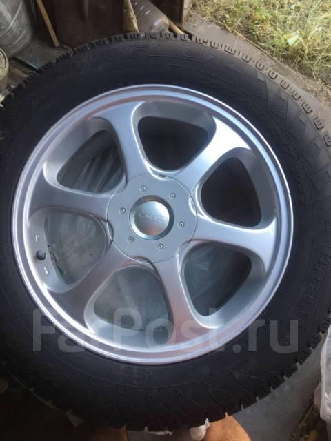 """Продам колеса 225/60/R17. x17"""" 5x100.00, 5x114.30"""