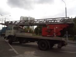 КМО 2СБУ-100-32М. Автовышка 32м, 6 000куб. см., 32,00м.